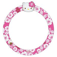 Sanrio Hello Kitty Car Steering Wheel Cover Pink : SUV Standard Car
