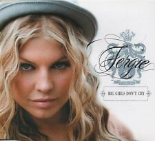 FERGIE Big Girls Don't Cry 2 TRACK CD NEW - NOT SEALED
