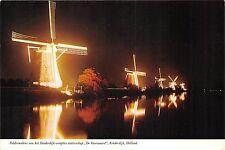 B44064 Moulins a vent wind mill Kinderdijk Holland   netherlands