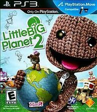 Little Big Planet 2 PS3 Sony Playstation 3 Brand New Sealed