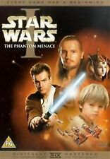 Star Wars - Episode 1 The Phantom Menace (2005, 2-Disc Set) New UK Region 2 DVD