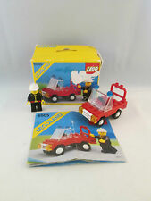 Lego Classic Town Fire - 6505 Fire Chief's Car