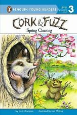Spring Cleaning (Cork and Fuzz)-ExLibrary