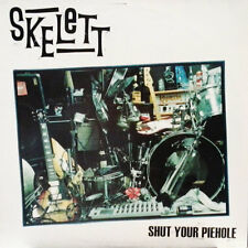 SKELETT Shut Your Piehole LP . new bomb turks candy snatchers ramones stooges