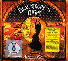 BLACKMORE´S NIGHT dancer and the moon Deluxe Edition CD + DVD NEU OVP