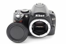 Nikon D40 6.1 MP 3''SCREEN Digital SLR Camera Body W/ BATTERY & CHARGER