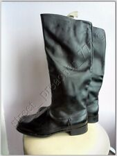 Boots boxcalf USSR Russian Soviet Army Officer Military Boots calf chrome  42