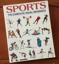 SPORTS The Complete Visual Reference ATHLETES COACHS FANS Guide HANDBOOK Soft