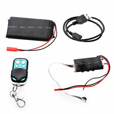 1080P HD DIY Module SPY Hidden MINI DV DVR Video Camera Motion+Remote Control HG