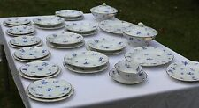 Extensive Limoges Porcelain L Bernardaud & Co for Waring & Gillow Dinner Service