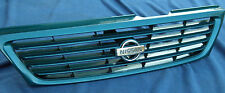 1995 Nissan Sentra GXE B14 1.6 OEM Front Grille with Badge Emblem - Green