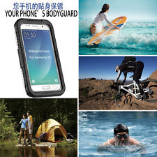 New Swimming Waterproof Shockproof Phone Case Cover Skin for Samsung Galaxy S7