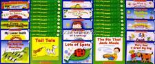35 Brand New, Illustrated Level C Early Guided Reading Books Phonics Readers