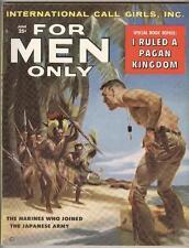 For Men Only June 1957 FN Greta Thyssen