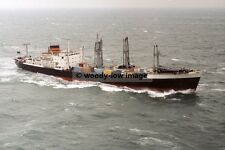 rp00512 - Clan Line Cargo Ship - Clan Alpine , built 1967 - photo 6x4