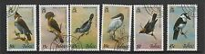Belize 1980 Birds set VFU/CTO SG 561/66