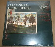 Ferencsik SCHOENBERG Gurrelieder - Turnabout TV-S 54659/60 SEALED