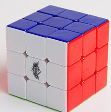 Cyclone Boys Magic Cube Stickerless 3x3 Speed cube 3x3x3 Puzzle twist