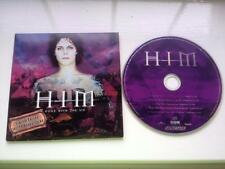HIM Ville Valo Gone With The Sin  CD Single   Card Sleeve