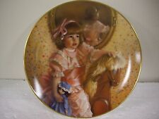 """1983 Reco """"Amy's Magic Horse"""" Second in the series, 9 3/8 Dia."""