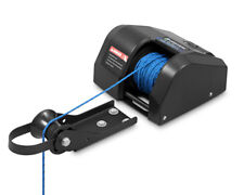 REFURB TRAC ELECTRIC ANCHOR WINCH FISHERMAN 25 LB CAPACITY FRESHWATER