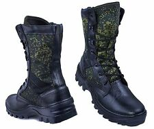 Russian camouflage boots VKBO Russian Camo military shoes army digital flora BDU