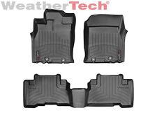 WeatherTech® Floor Mats FloorLiner - Toyota FJ Cruiser - 2011-2014 - Black