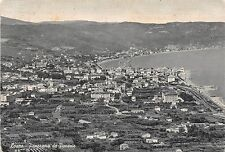 Cartolina - Loano - Panorama da Ponente - 1954