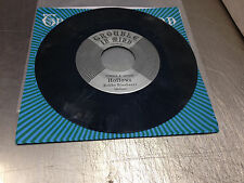 "HOLLOWS Bobby Blueheart / Walkaway 7"" vinyl 45 rpm NM LIMITED EDITION 2010"