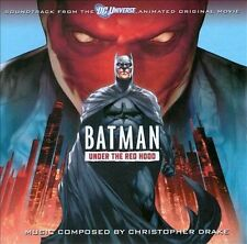 Batman: Under the Red Hood by Nick Drake (Original Soundtrack CD, 2010)