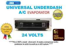 UNIVERSAL UNDER DASH AC EVAPORATOR UNDERDASH A/C AIR CONDITIONER ADD ON UNIT 24V