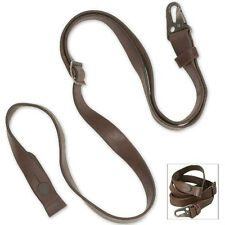BUND German Military Issue HK91 / HKG3 Style Hunting Leather Rifle Sling