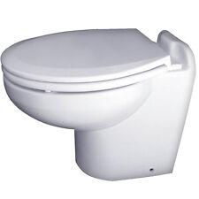 Raritan Marine Elegance Freshwater 12V Boat Toilet w/ Programmable Flush Control