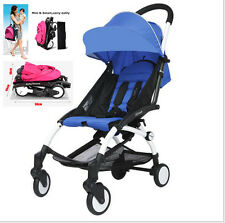 New Mini Baby Stroller Travel System Pushchair infant carriage one-key fold C25