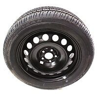 Brand New Nissan Juke Full Size Spare Wheel With Brand New Tyre 215/55/17