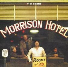 "THE DOORS ""MORRISON HOTEL (40TH ANNIVERSARY EDT)"" CD"