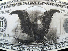Black Eagle One-Billion-dollar FREE SHIPPING! novelty bill