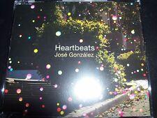 Jose Gonzalez Heartbeats Australian CD Single – New