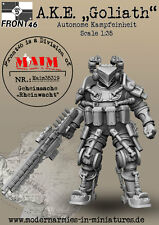 1/35 scale resin model kit a.k.e. golitah-autonome kampfeinheit-avant 46 -