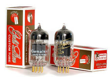 Genalex GOLD LION  ECC81 B739 12AT7 Tube - MAtched Triode Sections