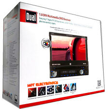 "Dual XDVD1170 In-Dash 7 "" Touch screen DVD/CD/MP3/USB/FM Car Stereo Receiver"