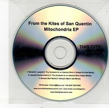 (EH50) From The Kites of San Quentin, Mitochondria EP - DJ CD