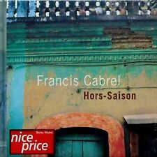 Hors-Saison 2000 by CABREL,FRANCIS