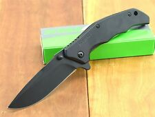Schrade Pocket Knife 9Cr18MoV stainless drop point blade Tactical Knives  Sch309