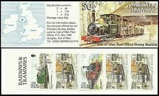 Ile de Man Isle of Man Trains Railroad Tramway Locomotive Straßenbahnen ** 1991