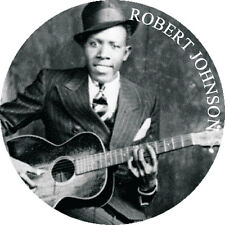 CHAPA/BADGE ROBERT JOHNSON . blues muddy waters son house willie dixon