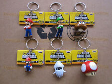 S.H. Figuarts Banpresto Nintendo New Super Mario Bros Part 1 - 6  Key Ring Fig