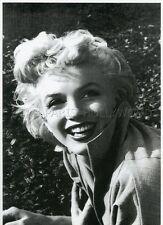 MARILYN MONROE VINTAGE PHOTO POSTCARD CP 80s #36