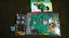 Knex 10 Model Building Set~knex wheel action ~ complete with instructions 61007