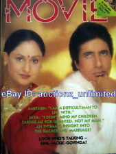 Movie March 1991 Amitabh Bachchan Jaya Bhaduri Samantha Fox Neelam Jackie Shroff